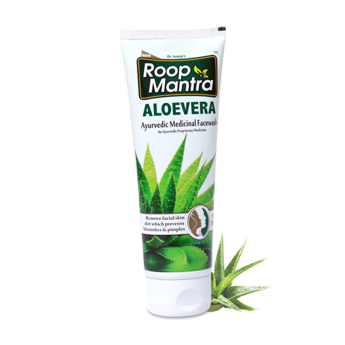 Roopmantra-ayurvedic-Facewash-For-Polluted-Skin